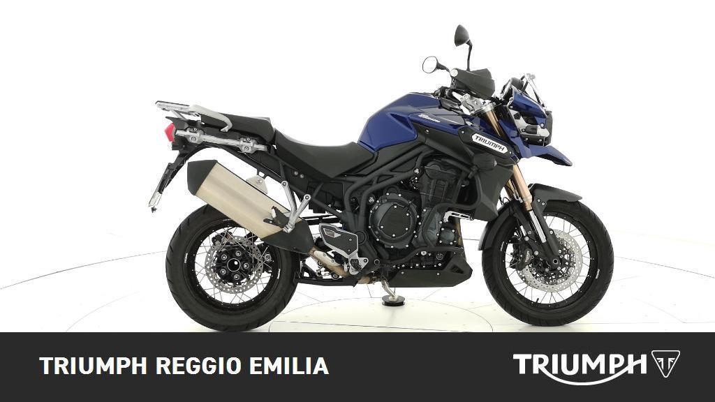 Triumph Tiger 1215 Explorer