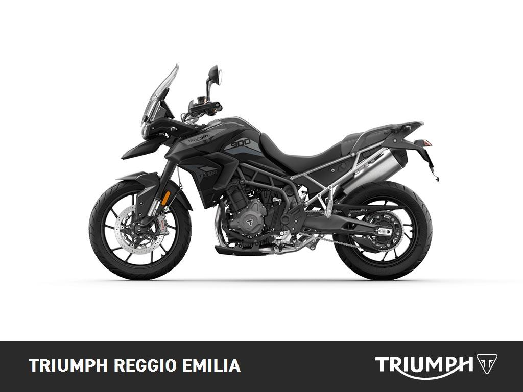 Triumph Tiger 900 GT Low Seat